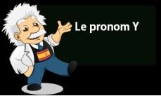 Le pronom y